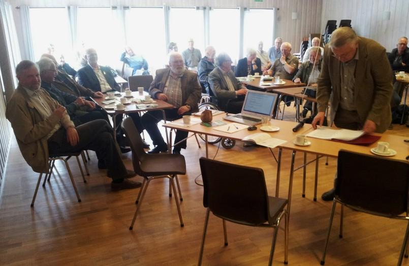 Årsmøtet 2016 1