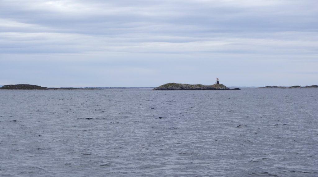 Leikua eller Sulsleikua nord for Dyrøya på Frøya.